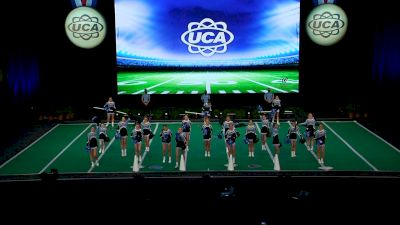 Nature Coast Tech High School [2021 Large Game Day Div II Semis] 2021 UCA National High School Cheerleading Championship