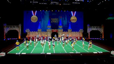 University of Delaware [2021 Small Coed Game Day Finals] 2021 UCA & UDA College Cheerleading & Dance Team National Championship
