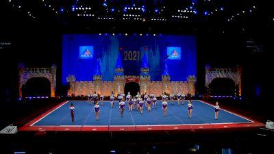 Charlotte Allstar Cheerleading - Purple Royalty [2021 L3 Junior - Medium Semis] 2021 The Summit