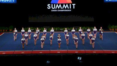 Charlotte Allstar Cheerleading - Ultra Violet [2021 L2 Junior - Medium Semis] 2021 The Summit