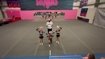 Savannah Sharks - Angel Sharks [Level 3 L3 Youth] Varsity All Star Virtual Competition Series: Event III