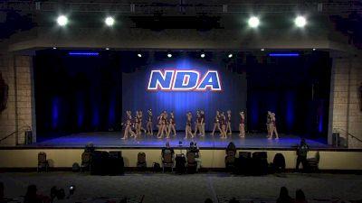 Dancin with Roxie Prestige [2021 Senior Large Contemporary/Lyrical] 2021 NDA All-Star National Championship