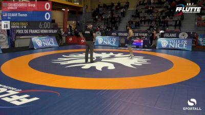 57 kg - Thomas Gilman, USA vs Giorgi Edisherashvili, Azerbaijan