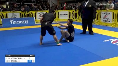 Roosterweight Estevan Martinez Uses Heavy Pressure To Collect An Armbar