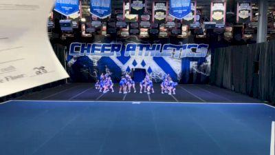 Cheer Athletics Plano - Lions [L3 Youth] 2021 Coastal at the Capitol Virtual National Championship