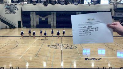 Mill Valley High School [Varsity - Game Day] 2020 UDA North Virtual Dance Challenge