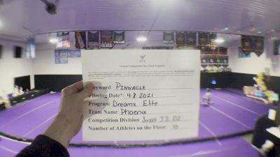Dreamz Elite Allstars - Phoenix [L3 Junior] 2021 The Regional Summit Virtual Championships