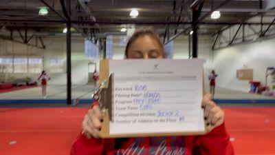 Penn Elite - Cats [L2 Junior - D2 - Small] 2021 The Regional Summit Virtual Championships