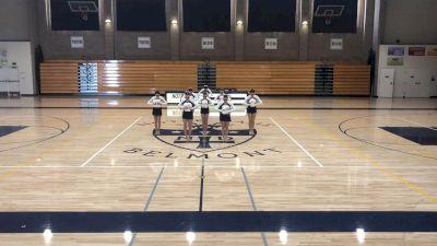 Notre Dame High School [Varsity - Song/Pom - Novice Prelims] USA Spirit & Dance Virtual National Championships