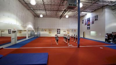 Cheer Station - Jets [L2 Youth - D2 - Small] 2021 The Regional Summit Virtual Championships