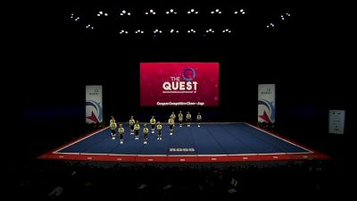 Cougars Competitive Cheer - Jags [2021 L2 Performance Rec - 14Y (NON) - Small Semis] 2021 The Quest