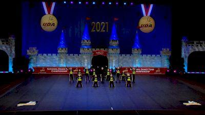 Oakland All Stars - Oakland All Stars [2021 Senior - Hip Hop Semis] 2021 UDA National Dance Team Championship