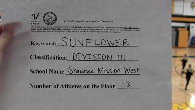 Shawnee Mission West High School [Division III Dance] 2020 KSHSAA Game Day Spirit Virtual Showcase