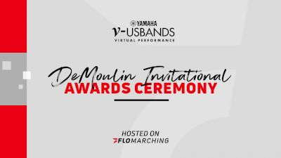 Awards Ceremony: 2020 USBands DeMoulin Invitational