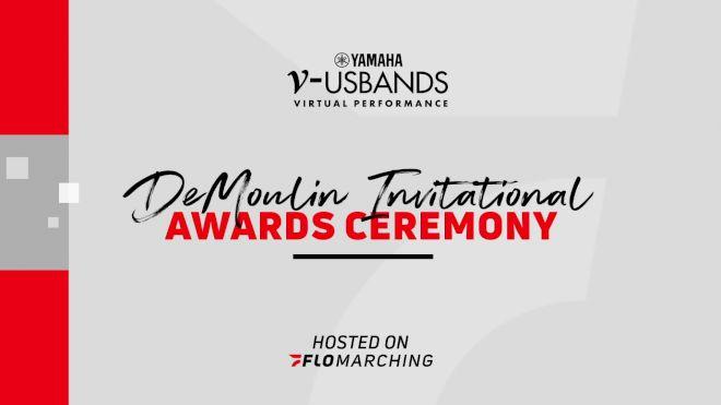 Awards Ceremony: 2020 USBands DeMoulin Invitational