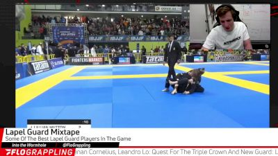 Keenan Cornelius Analyzes The Worm Guard Of Diego Pato
