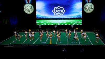 Live Oak Junior High School [2021 Large Junior High Game Day Semis] 2021 UCA National High School Cheerleading Championship