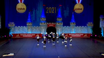 Cambridge High School [2021 Small Game Day Finals] 2021 UDA National Dance Team Championship