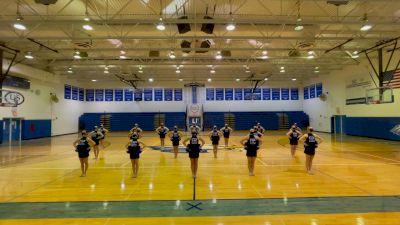 Eisenhower High School [Varsity - Game Day] 2021 UDA Spirit of the Midwest Virtual Challenge
