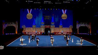 Grand Canyon University [2021 Small Coed Division I Semis] 2021 UCA & UDA College Cheerleading & Dance Team National Championship