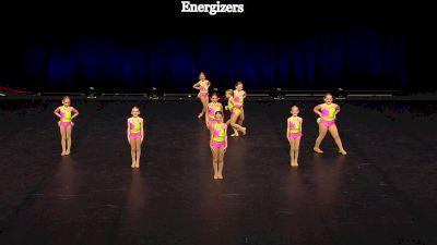 Energizers [2021 Tiny Jazz Semis] 2021 The Dance Summit