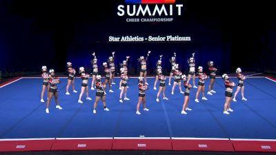 Star Athletics - Senior Platinum [2021 L4.2 Senior - Small Wild Card] 2021 The Summit