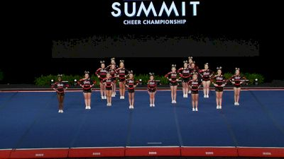 Excite Gym and Cheer - Strike [2021 L2 U17 Prelims] 2021 The Summit
