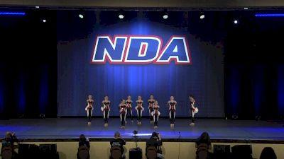 Dance Dynamics [2021 Mini Prep Pom] 2021 NDA All-Star National Championship