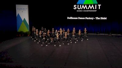 Dollhouse Dance Factory - The Heist [2021 Junior Hip Hop - Large Finals] 2021 The Dance Summit