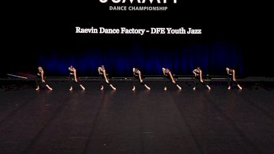 Raevin Dance Factory - DFE Youth Jazz [2021 Youth Jazz - Small Finals] 2021 The Dance Summit