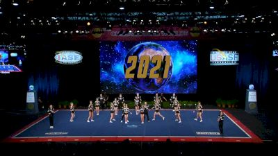 Utah Xtreme Cheer - Blackout [2021 L6 Senior Open Large Coed Semis] 2021 The Cheerleading Worlds