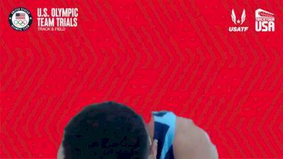 Isaiah Harris - Men's 800m Semifinals