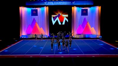 Aspire Cheer Academy - Force [2021 L5 Senior Open Coed Finals] 2021 The D2 Summit