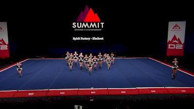 Spirit Factory - Blackout [2021 L2 Junior - Small Finals] 2021 The D2 Summit