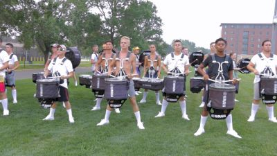 2021 Madison Scouts Drumline: Move-Ins