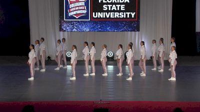 Florida State University [2021 Hip Hop Division IA Prelims] 2021 NCA & NDA Collegiate Cheer & Dance Championship