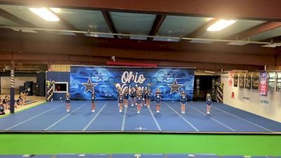 Ohio Valley All Stars - Hot Shots [L1 Youth - D2] 2021 Varsity All Star Winter Virtual Competition Series: Event II