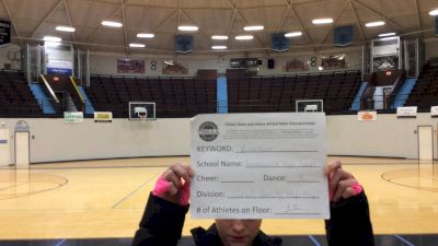Hendersonville High School [Small Varsity - Hip Hop] 2021 TSSAA Cheer & Dance Virtual State Championships