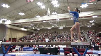 Jillian Winstanley - Beam, GW - Denver Winterfest Classic (NCAA)