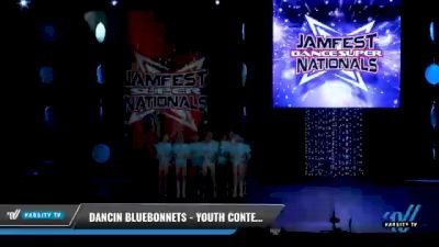 Dancin Bluebonnets - Youth Contemporary [2021 Youth - Contemporary/Lyrical - Small Day 2] 2021 JAMfest: Dance Super Nationals