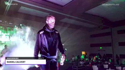 James Gifford vs Daniel Calvert 2020 WNO: Garry Tonon vs Dante Leon