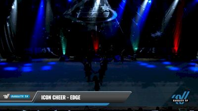 Icon Cheer - Edge [2021 L2.2 Youth - PREP Day 2] 2021 The U.S. Finals: Pensacola