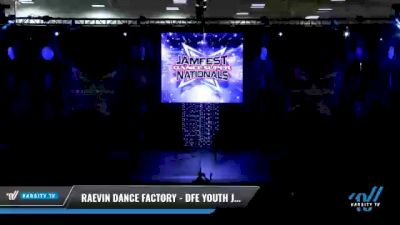 Raevin Dance Factory - DFE Youth Jazz [2021 Youth - Jazz - Small Day 2] 2021 JAMfest: Dance Super Nationals