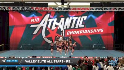 Valley Elite All Stars - Red Hots [2020 L4 Senior Coed - Small Day 1] 2020 Mid-Atlantic Championships