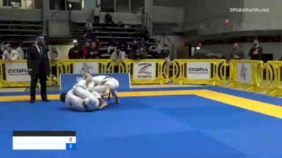 GABRIEL SALLES MUNIZ ALMEIDA vs JOSE JOAQUIN VALENZUELA TORRES 2020 American National IBJJF Jiu-Jitsu Championship