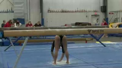 Leanne Wong - Beam, Great American Gymnastics Express - 2021 Women's World Championships Selection Event