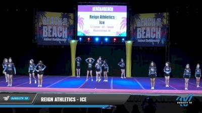 Reign Athletics - Ice [2021 L3 Junior - D2 - Small Day 2] 2021 ACDA: Reach The Beach Nationals
