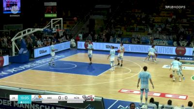 Full Replay - Nurnberg vs Bremerhaven
