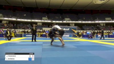 JOAO ASSIS vs LUCAS BARBOSA World IBJJF Jiu-Jitsu No-Gi Championships