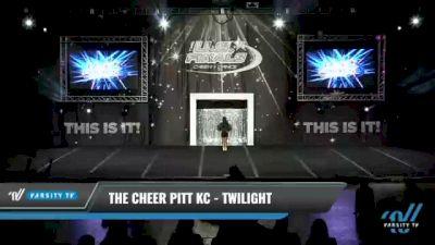 The Cheer Pitt KC - Twilight [2021 L2 Mini Day 1] 2021 The U.S. Finals: Kansas City